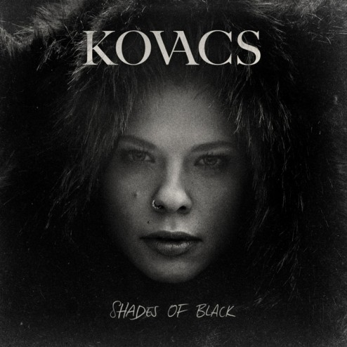 Kovacs Shades Of Black Kovacs Artwork official CD Rocket Wink Hamburg Germany Music Design